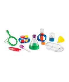 This Primary Science Lab Set by Learning Resources is perfect! #zulilyfinds