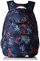 Roxy Women's Shadow Swell Backpack, Dress Blues Cariban Flowers