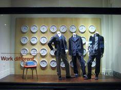 Visual Merchandising, Retail Store Windows