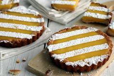 // super cute lemon tartlets by caroline