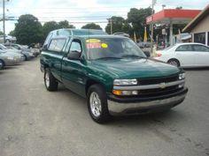 2000 Chevrolet Silverado 1500, 109,461 miles, $5,995.