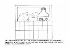 Maestra Mariangela: I QUATTRO CAPPUCCETTI : ROSSO,GIALLO,BLU E VERDE ( SCHEDE) Winter Time, Green, Storytelling