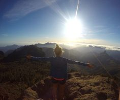 Hikes in Gran Canaria Roque Noble