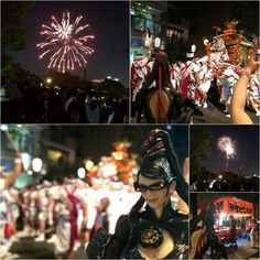 @Tenjin Festival (Tenjin Matsuri)