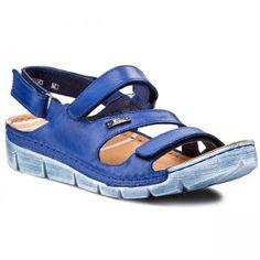Sandały CARINII - B2852  Chaber Sogar