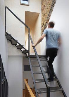 Studio Octopi . Refurbishment & Extension . London (2)