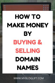 Easiest way to find #Brandable Domain Names and #Make_Money By Buying and…