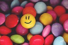 Smarties, Smiley, Emoticon, Face