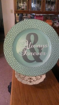 Always & Forever- a great wedding shower gift for the new couple
