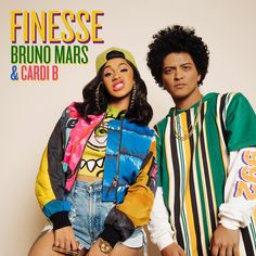 """Bruno Mars teams up with Cardi B for 'Finesse' remix Bruno Mars has released a remix to his song """"Finesse"""" that features rapper Cardi B. #LoveandHipHop #BrunoMars #CardiB #InLivingColor @LoveandHipHop"""