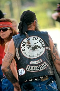 Sons of Silence MC.....SYLSOS