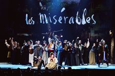 The cast of Les Misérables perform One Day More at the 68th Annual Tony Awards