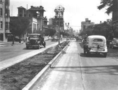 Insurgentes / Mexico in the 40s