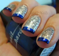 Hanukkah is right around the corner! Lighting the candles, spinning the dreidel, opening presents...there are a lot of reasons to spend a little gelt on your nails this year!