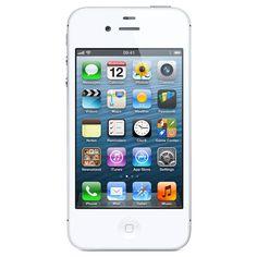 #iPhone 4S White