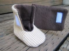 Winter boots for baby girl
