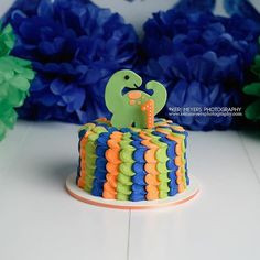 phoenix cake smash photographer, scottsdale cake smash photographer, dinosaur themed cake smash, dinosaur first birthday, keri meyers photography, arizona cake smash photographer, peoria cake smash photographer