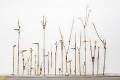 Nick van Woert   Improvised Munition  2012   Bronze