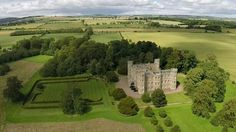 Wedderburn castle- was the birth place and home of my 7th great grandfather, George Hume 11th Barron.