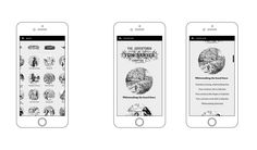 "// Mobile (responsive) version of ""Illustrations as navigation"" (see also ..."