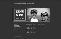 a website by aDONNadesign | Jens