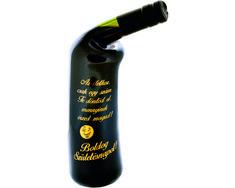 Cabernet Sauvignon ferdenyakú palack Az életkor csak egy szám felirattal - Ajándék ötletek férfiaknak Cabernet Sauvignon, Sauce Bottle, Soy Sauce, Teak, Bean Dip