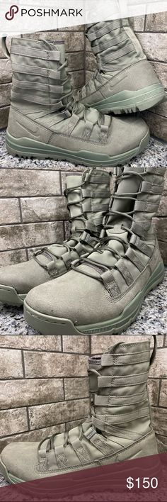 nike sage green air force sfb men& 39