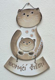 Kočka s koťátkem - různé varianty :: Keramika Andreas