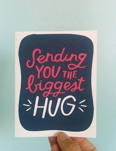 (Hug!)