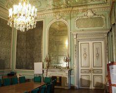 Anichkov Palace Chamber of the imperatrice Maria Feodorovna
