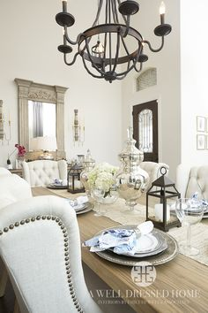 Miller Dining Room After