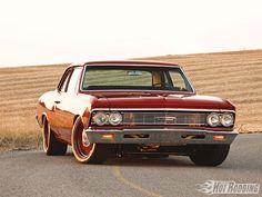 Muscle Car Chevelle HD Widescreen Wallpaper