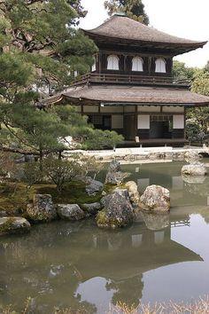 Ginkaku-ji, Kyoto Japan