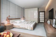 Спальня - дизайн интерьера: фото идеи