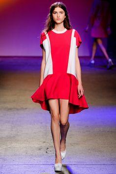 ICB Spring 2014 Ready-to-Wear Fashion Show