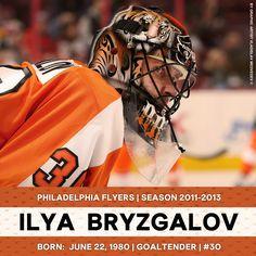 100% Ilya Bryzgalov