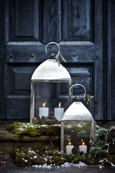 "roldam: ""(via (833) love using outdoor lanterns with candles any time of the year - Candles 