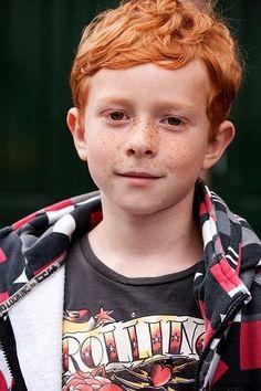 Imagem de redhead, ginger, and ginger kid