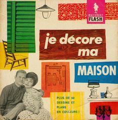 book cover, layout, colorblocking, home decor Label Design, Graphic Design, The Flash, Vintage Designs, Color Blocking, Retro, Illustration, Books, Outer Space