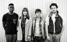 Metronomy's concert at Primavera Sound was anything a fan can ask. Not only they showcased the best tracks (my humble opinion here) of their newest album Summer 08 – Mick Slow and Night Owl – but also gave the public ancient pieces of art like My Heart Rate Rapid and Corinne.