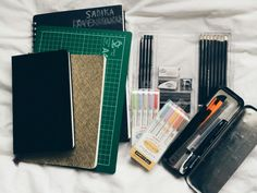 Me Studyblr — 18.10.15 'What's In My Bag?' When you take away...