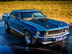 Classic ⚡ 1969 Ford Mustang 428 Super Cobra Jet ⚡| Classic Muscle cars | @tmwhips