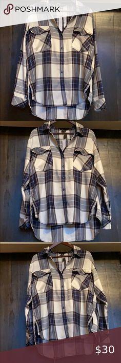 NWT Johnnie O Mens XL Hangin Out Easly Button Down Long Sleeve Shirt Sangria