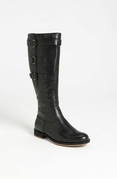 ECCO 'Saunter GTX Tall 3 Buckle' Boot available at #Nordstrom.  They don't have my size :(