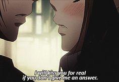 Mei and Yamato Sukitte ii na yo Love this anime :-)
