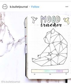Keep track of your mood in your bullet journal with these innovative mood trackers! These talented bullet journalists have some really creative tracker ideas!