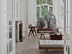 Modern Minimalism meets Classic Design: Brussels Home by Olivier Dwek