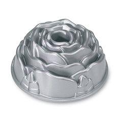 Rose Bundt Cake Molde   Nordic Ware 54148