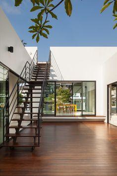 Mandai+Courtyard+House+/+Atelier+M+A