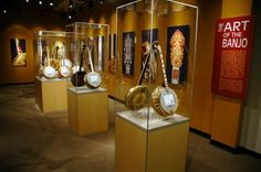 The American Banjo Museum is dedicating to preserving the heritage of the banjos musical importance. The museum is home to nearly 100 banjos from the 1920's and 1930's as well as contemporary banjos.
